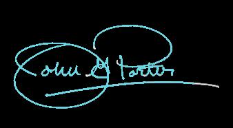 John Signature Blue